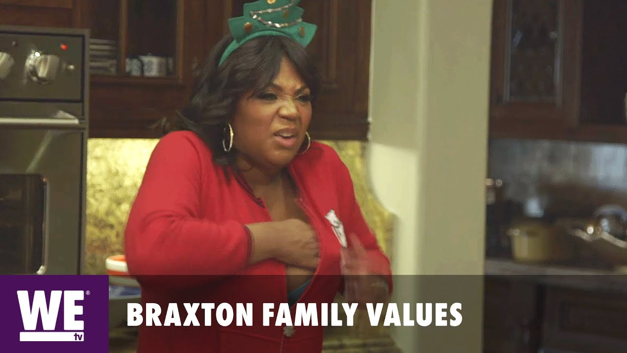 Braxton Family Values | Toni Braxton Pulls a Michael Jordan | WE tv