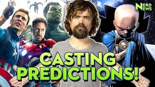 Peter Dinklage in Avengers Infinity War - Top 5 Marvel Heroes He Should Play!