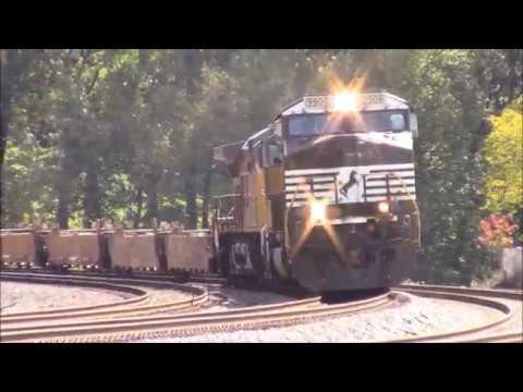 Norfolk Southern Intermodal and Autoracks