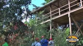 Zipline in Punta Cana