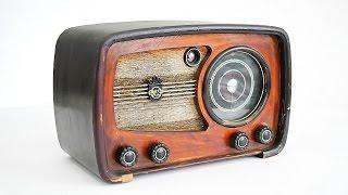 Обзор Радиоприемник VEFSuper M-517 1943 год