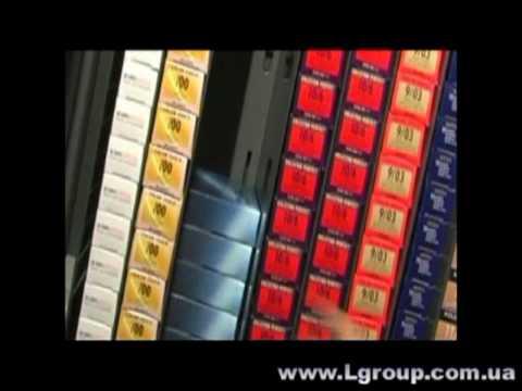 видео: Фармацевтический автоматический склад