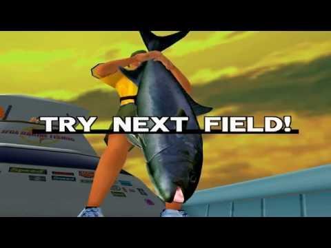 Sega Marine Fishing - THIS GAME IS SO FUN
