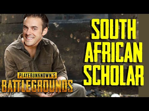 PUBG RANDOM DUO with SOUTH AFRICAN SCHOLAR