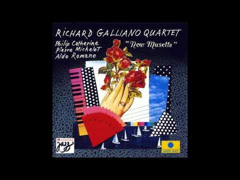 Richard Galliano - Giselle (feat.Phillip Catherine, Pierre Michelot & Aldo Romano)