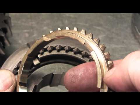 Learn About Transmission Synchro Rings
