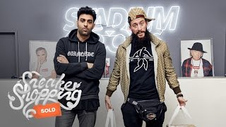 Enzo Amore Goes Sneaker Shopping with Complex