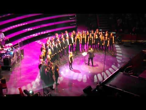 TTS choir sing Somebody to Love at the Royal Albert Hall!!!!