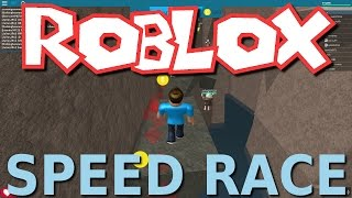Greg, et William Play Roblox - Speed Race!