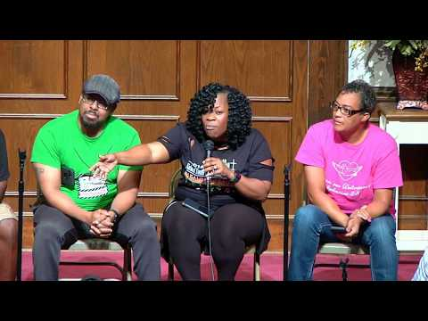 (NYVMC) National Youth Vocal Ministry Camp 2017 Friday Morning Panel Discussion 1