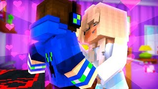 MY FIRST KISS! Fame High EP7 (Minecraft Roleplay)