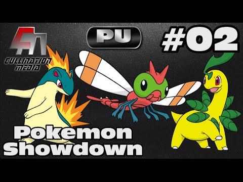 Pokemon Showdown Live: NFE Enforcers: Part 02