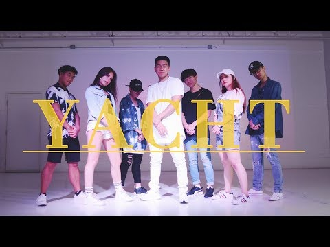 Jay Park (박재범)  - YACHT (feat. Sik-K) | Dance Cover by 2KSQUAD