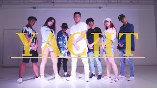 Jay Park (박재범)  - YACHT (feat. Sik-K)   Dance Cover by 2KSQUAD