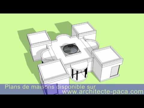 Plan Maison Orientale D   Youtube