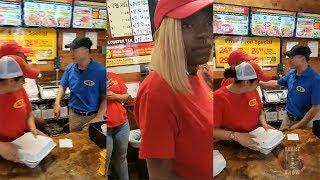 Doo's Seafood Owner Strike Black Employee Over Refund
