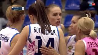 Динамо Краснодар - Енисей Суперлига 2017/18. Женщины