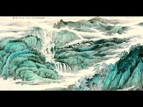 Mist And Clouds Over The Xiao-xiang Guqin Set To Shan Shui