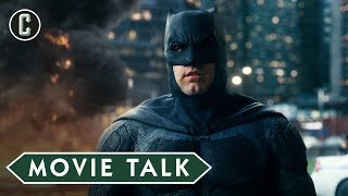 Ben Affleck Looking to Segue Out of Batman? - Movie Talk