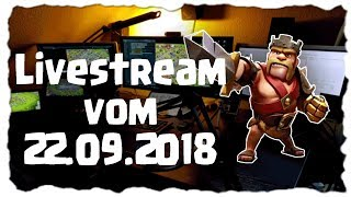 LIVE CLANKRIEG - FARMEN - CLASH | Clash of Clans Deutsch [German] | Let´s Play COC
