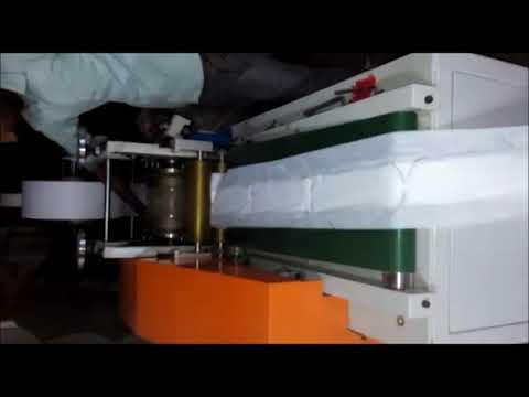 High Speed Sanitary Napkin Making Machine