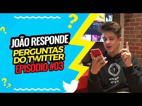 João Guilherme Responde - Perguntas do Twitter (EP03)