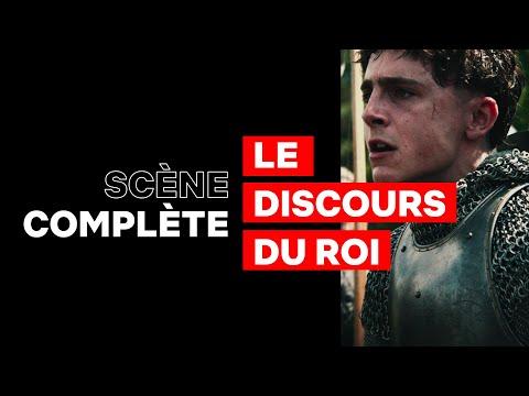 LE DISCOURS DU ROI   Scène complète   Le Roi   Netflix France