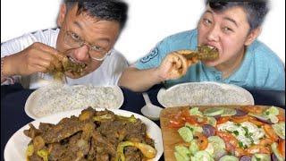 Duck curry, Manipuri style  |Meitei Mukbang |