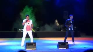 Алексей Московский зажигает на концерте Андрея Думилина
