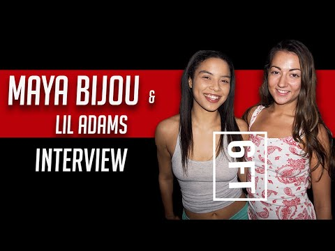 6FT - The Maya Bijou & Lily Adams Interview - How to Make millions in your early 20's