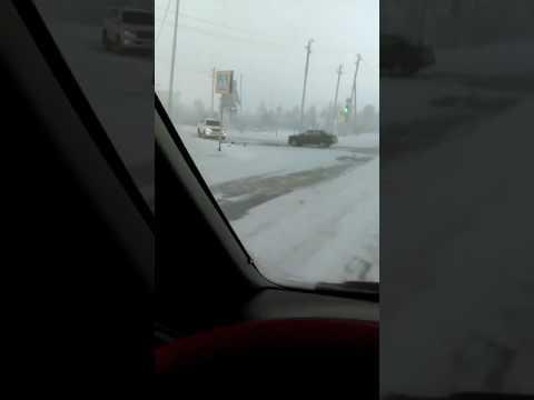 ДТП в Муравленко