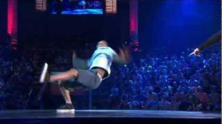 Flying Buddha vs Neguin - Battle 3 - Red Bull BC One 2011 Moscow