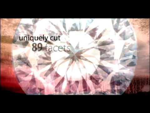 Swana Diamonds - 89 facets cut - Diamonds from Botswana - fall winter 09 TVC campaign