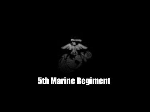5th Marine Regiment opening