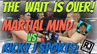 👊 MARTIAL MIND VS RICKY J SPORTS!!!! (PART 1!) 👊