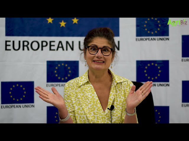 Opportunities for women and youth in agribusiness   EU Ambassador to Kenya, H.E Jenriette Geiger