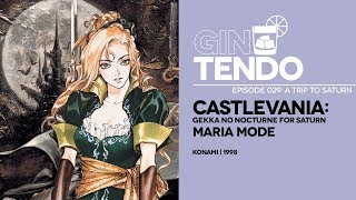 Gintendo Stream #029 - Symphony of the Night [Saturn] Maria Mode redux