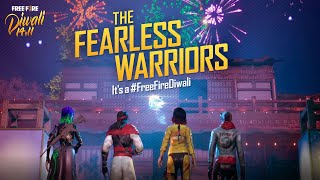 The Fearless Warriors - Full Video | Free Fire Diwali