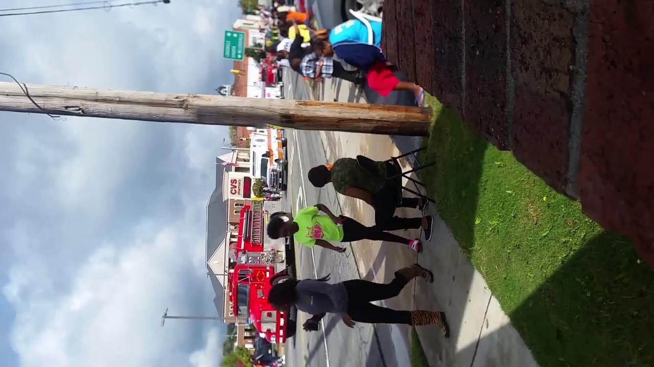 sandersville ga kaolin festival parade youtube