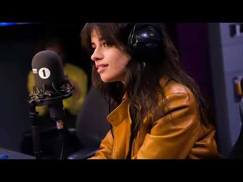 Camila Cabello singing New Rules by Dua Lipa