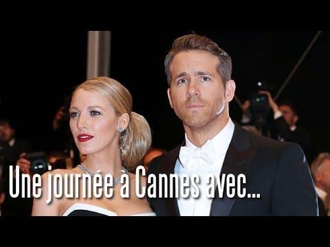 Une journée à Cannes avec Ryan Reynolds [Captives]