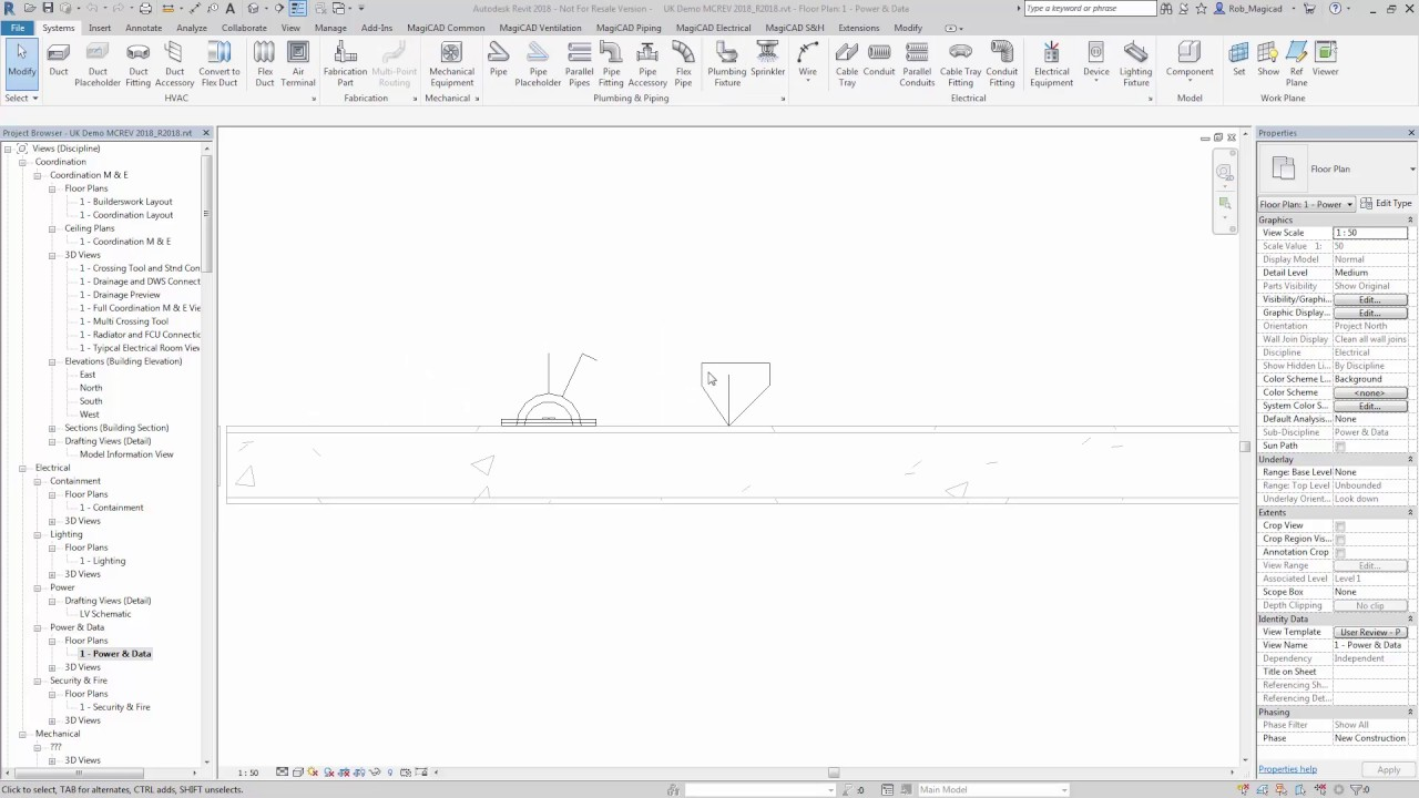 MagiCAD 2018 for Revit top new feature - Enhancements to Create User Symbol  tool