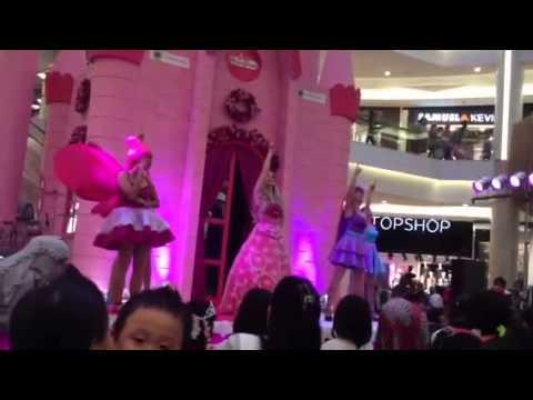Barbie The Princess and The Popstar Live at Kota Kasablanka