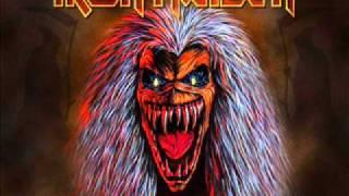 Iron Maiden-Iron Maiden+rare pics of Eddie!(HQ audio)