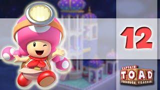 Captain Toadette : Treasure Tracker - Les Mille et Une Nuits (Partie 12)