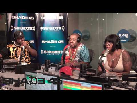 Dj Kayslay interviews Twista live on Shade45