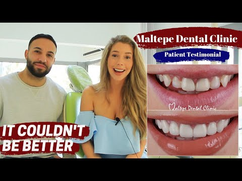 Cosmetic Dentist in Istanbul / Turkey, Patient Review | Maltepe Dental Clinic