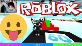 Mega Fun Game in ROBLOX! Games for children