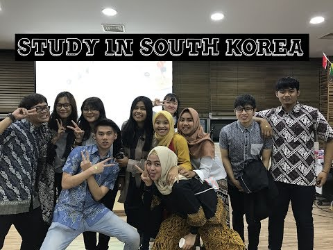 LIVING in SOUTH KOREA, as STUDENT EXCHANGE