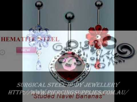 Largest Range Of Body Jewellery And Piercing Supplies In Australia